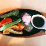 和光市で子連れ &ワンコOK★手作りハンバーグと地場野菜がおいしい★有名人のサインも【絵本&おもちゃ有】